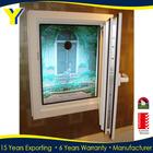 Rehau profile PVC window swing type ,German brand profile with top quality