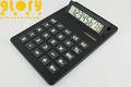8 dígitos calculadora alfombrilla de ratón