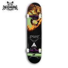 Backfire skateboard fiberglass skateboard complete skateboard