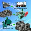 Chine automatique fil d'acier clouterie prix de la machine