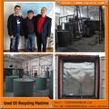 Hot venda preto de óleo do navio/mineral de óleo regeneração equipamentos/planta/refinaria