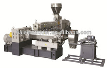 two stage electrical wire and cable extrusion machine /pellet machine for cable