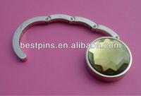 custom magnetic bag hanger hooks and purse hooks (BS-JL-BH-13041002)