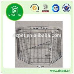 Aluminum Dog Car Cage DXW006