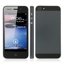 4.0inch Hero H2000+ Smartphone Android 4.0 MTK6577 Dual Core 3G GPS 8.0MP Camera- Black/White