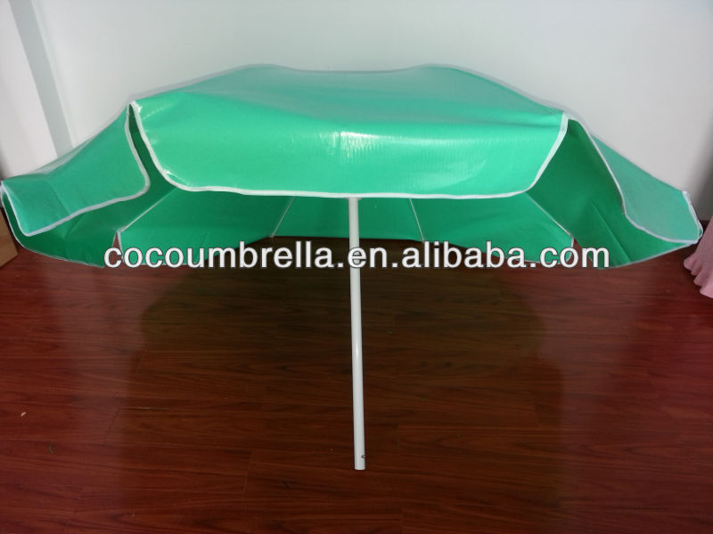 6K PVC promotion garden umbrella