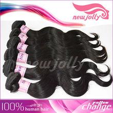 Whole sale malaysian virgin hair,body wave 3 pcs lot