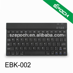 Super Slim Auto power saving Bluetooth Keyboard for iPad/iPhone/Kindle/Galaxy
