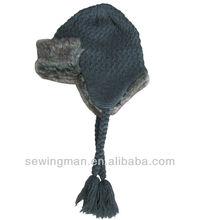 Man's Faux Fur Trapper Hats