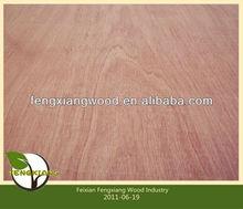 1220x2440x21MM red pencil cedar face/back hardwood core plywood