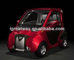EEC/COC 2 seats electric car