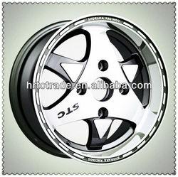 13 inch New design shoraka racing wheel l177