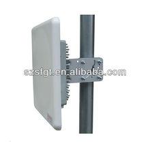 High Power Long Range Wireless Outdoor CPE / AP / Bridge / Client / Gateway/wireless ISP Built in with antenna