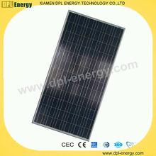 2013 new precio+del+panel+solar cell 195w