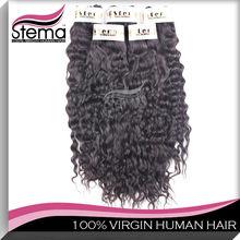 2013 wholesale price vigin human peruvian curly hair