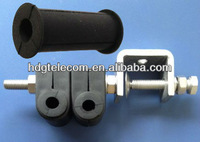 EPDM Snap-in Rubber Sleeve With 8mm Hole For 1/2 in Standard or Click-on Hanger