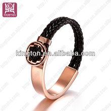 2013 Wholesale Leather Cuffs Bracelet
