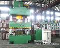 cuatro pilar de moldeo hidráulico de la máquina de la prensa