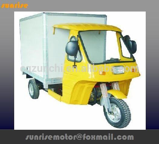200cc üç tekerlekli tricycle/üç tekerlek kargo/üç tekerlekli arabalarla