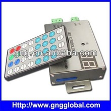 load capacity 4096 pixels sd card led strip controller