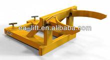 Raised Height Forklift Universal Drum Handling Equipment