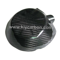Carbon fiber clutch cover motorcycle part for Kawasaki Z750