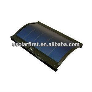 120w durable flexible amorphous silicon solar panel