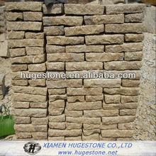 Yellow granite brick outdoor tiles for driveway