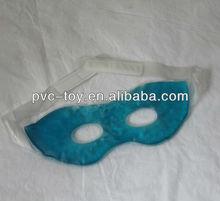 Plastic pvc gel eye mask for prevent black eye & fatigue of eyes