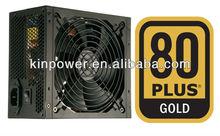 80 PLUS AMD & Intel P4 ATX 12v 2.3v Switching Power Supply 550W