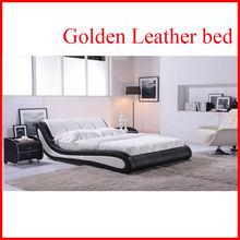 BG888# golden pakistani furniture adult sized car bed