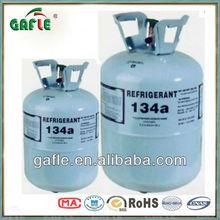 hot sale 13.6kg cylinder r134a refrigerant gas