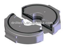 Shaffer type API 16A Standard BOP Pipe ram (China factory)
