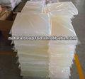 Matérias-primas para a produção de sabão