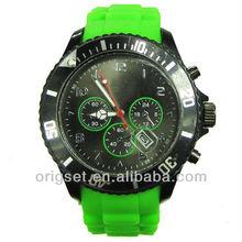 2014 new design watch my brand name logo custom printed watch