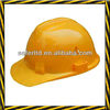Yellow JSP industrial safety helmet/safety hat PE material