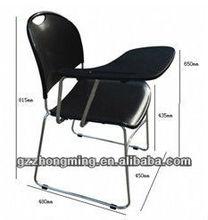Modern Black Student Writing Chair C-06