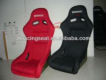 AK Hot black fabric cloth BRIDE VIOS III carbon fiber racing seat
