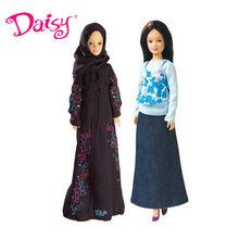 OEM popular Muslim Fulla dolls