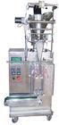 plastic sachet filling and sealing machine for shampoo