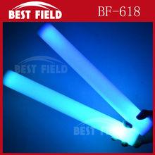 led glow stick flashing foam glow wand stick