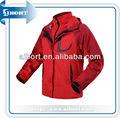 Jhdm-2052 para mujer del deporte de la 2-en-1 de la chaqueta de snowboard