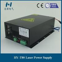 80W High Voltage Laser Power Supply
