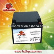 Best price deka solar battery,solar dry cell battery,12v28ah solar battery box