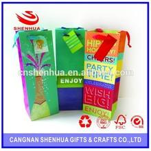 hot sale custom paper bag for shopping