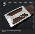 alta qualidade da marca fivela de aço clip fivelasdecinto