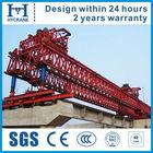 Bridge Beam Launcher for Bridge Erecting