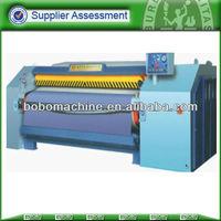 Hydraulic leather sammying machine