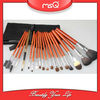18pcs professional hot sale makeup brush cosmetic set for girl