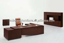 Modern Melamine Office furniture,executive desk NDMT301